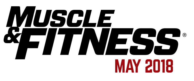Muscle And Fitness May 2018