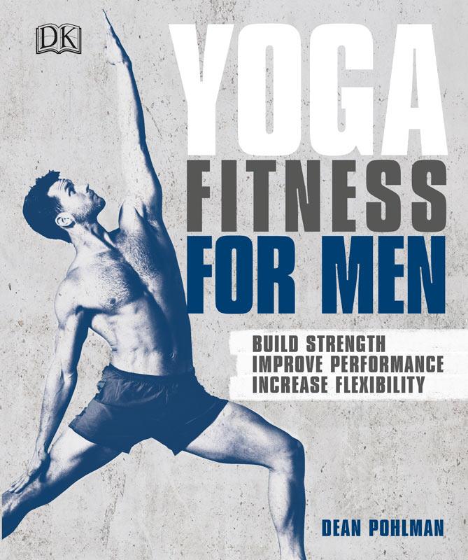 Yoga Fitness For Men Cover