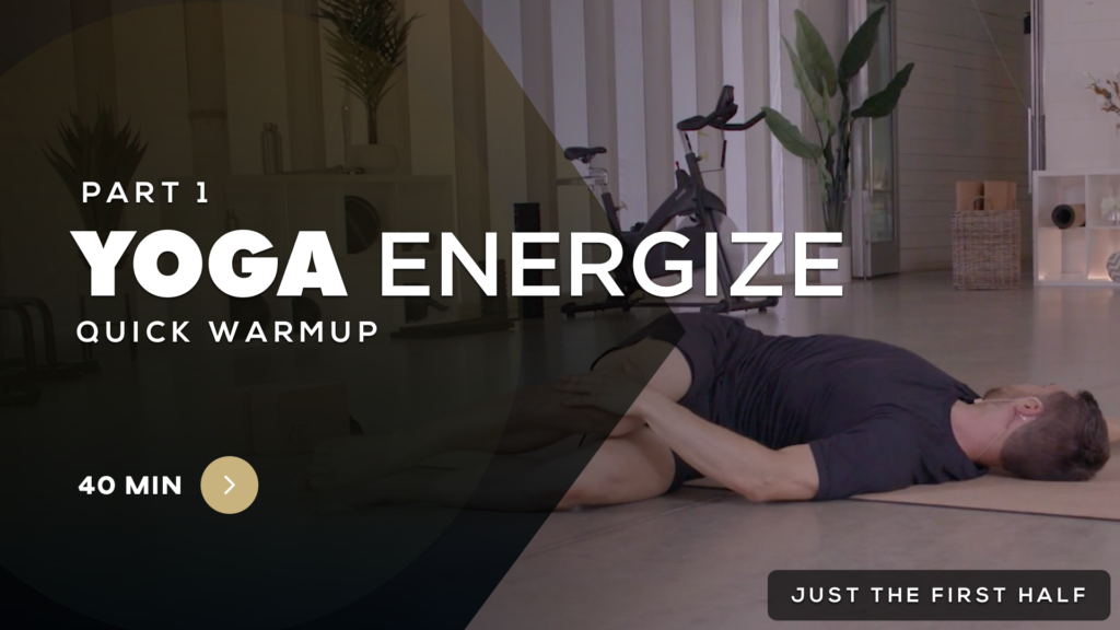 Yoga Energize P1