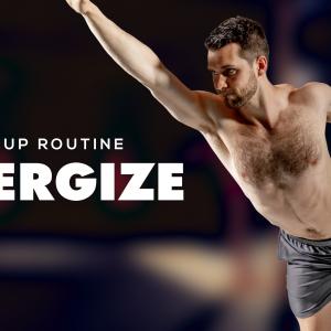Energize morning yoga