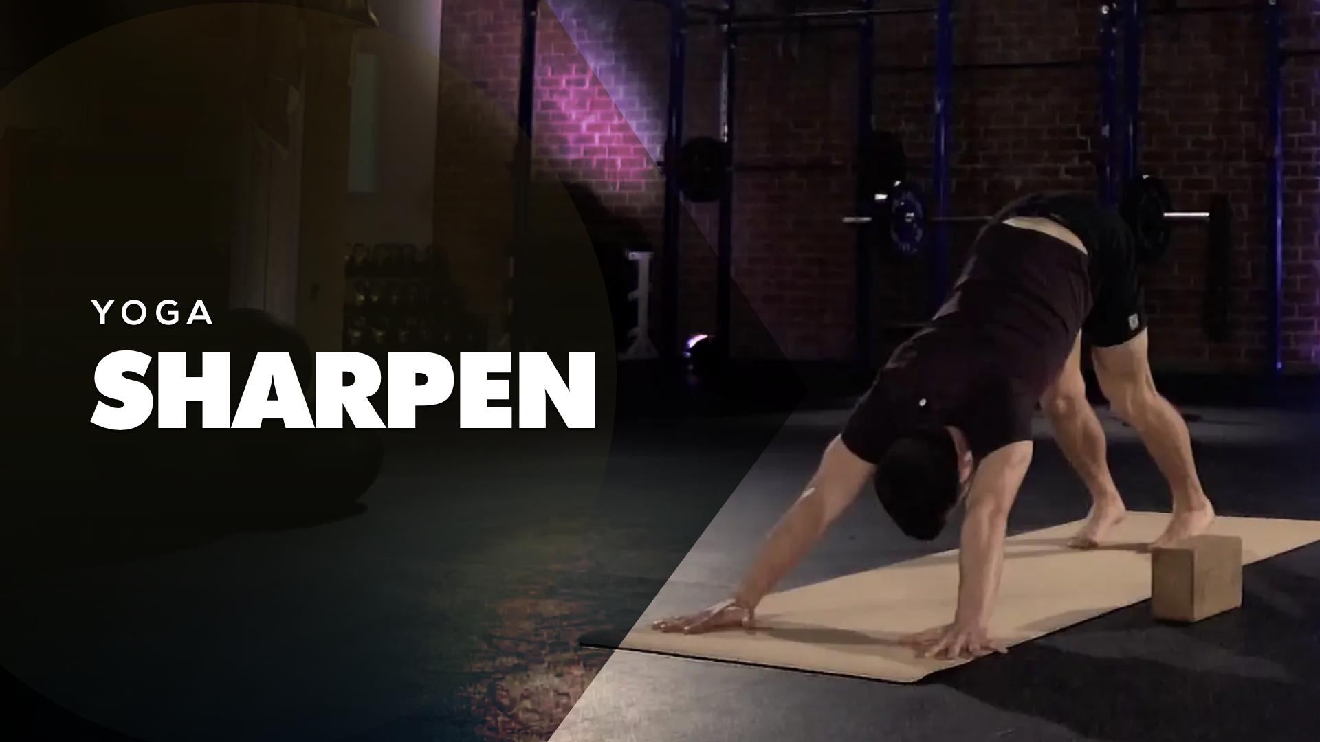 Yoga Sharpen 4