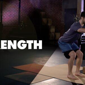 Beginners Power Yoga
