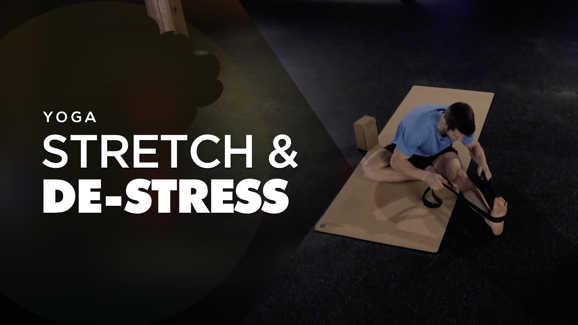 Yoga Stretch De Stress 3