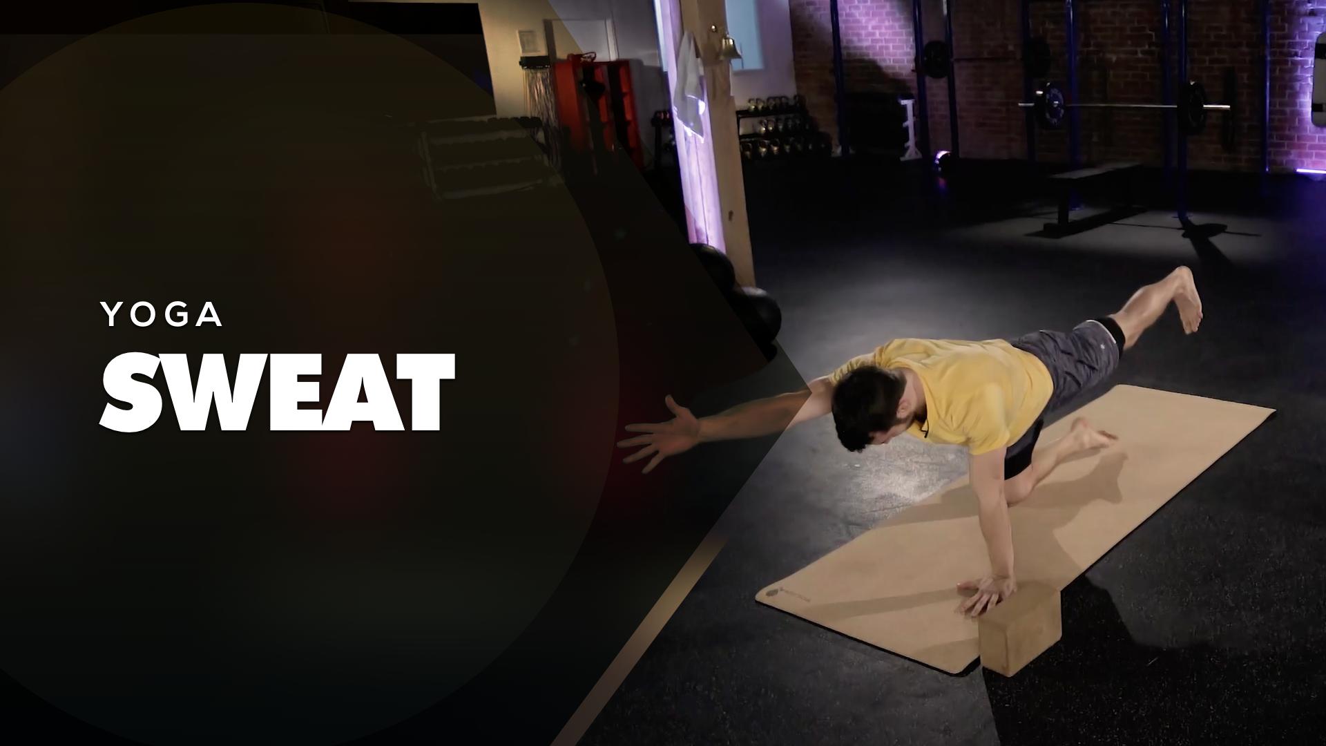 Yoga Sweat 3