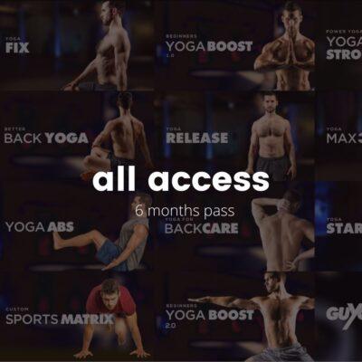 All Access (6 months)