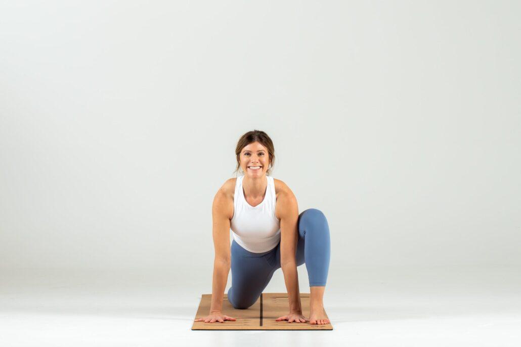 Lizard Pose Yoga