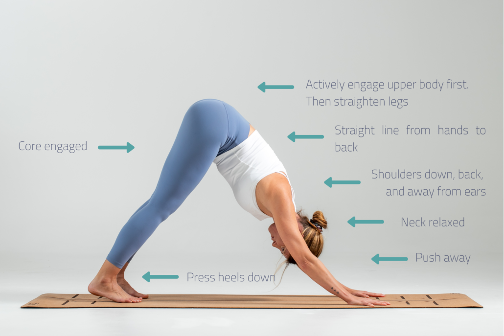 Pose Guide Core Engaged