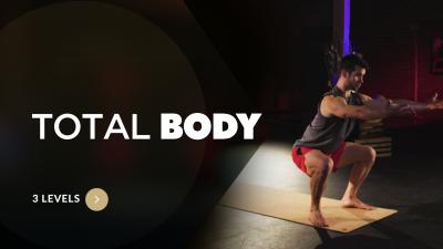 Total Body power yoga