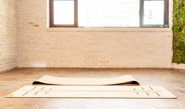 extra large cork yoga mat
