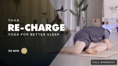 Yoga Recharge