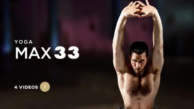Yoga max 33