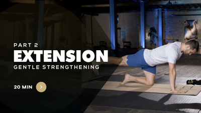 yoga strength for back pain